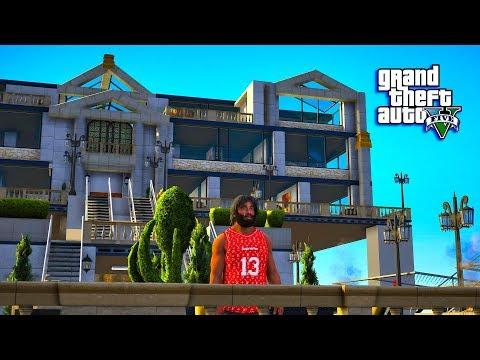 GTA 5 REAL LIFE MOD #14 RICHEST GUY IN LOS SANTOS! (GTA 5 REAL LIFE MOD)