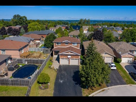 55 Kell Plc Barrie Ontario | Barrie Real Estate Tours