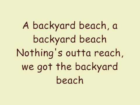 Phineas And Ferb  Backyard Beach Lyrics HQ