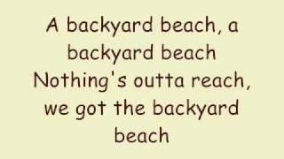 Phineas And Ferb - Backyard Beach Lyrics (HQ)