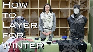 How to Layer for Winter