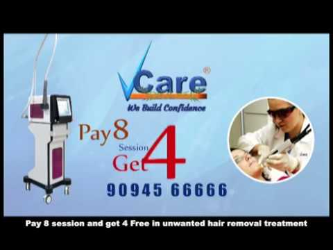 Vcare Trichology Clinic For Skin Youtube