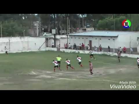 River de embarcación gol olímpico