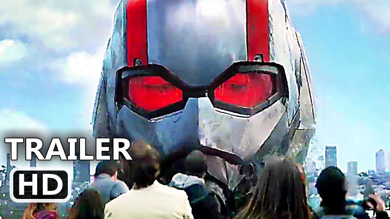 ANT MAN 2 Official Trailer  2018  Paul Rudd  Evangeline Lilly     ANT MAN 2 Official Trailer  2018  Paul Rudd  Evangeline Lilly  Action Movie  HD