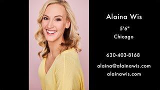 Alaina Wis: Comedic On-Camera Reel