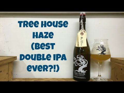 Tree House Haze (Best Double IPA?!) Review - Ep. #791