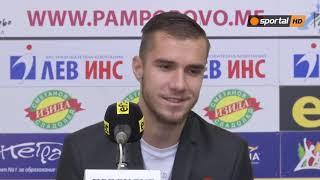 Вутов: Искам да играя в чужбина, нямам допълнителна мотивация срещу ЦСКА