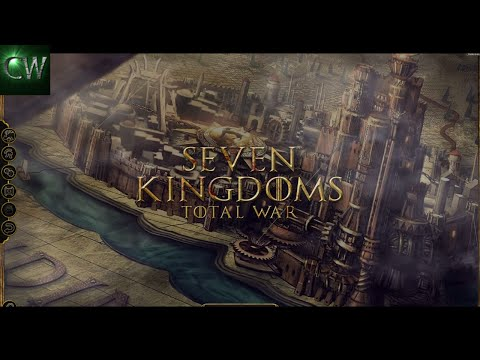 HOW TO INSTALL SEVEN KINGDOMS TOTAL WAR 1.04 (WITH SUBMOD BATTLES OF THE NORTH)