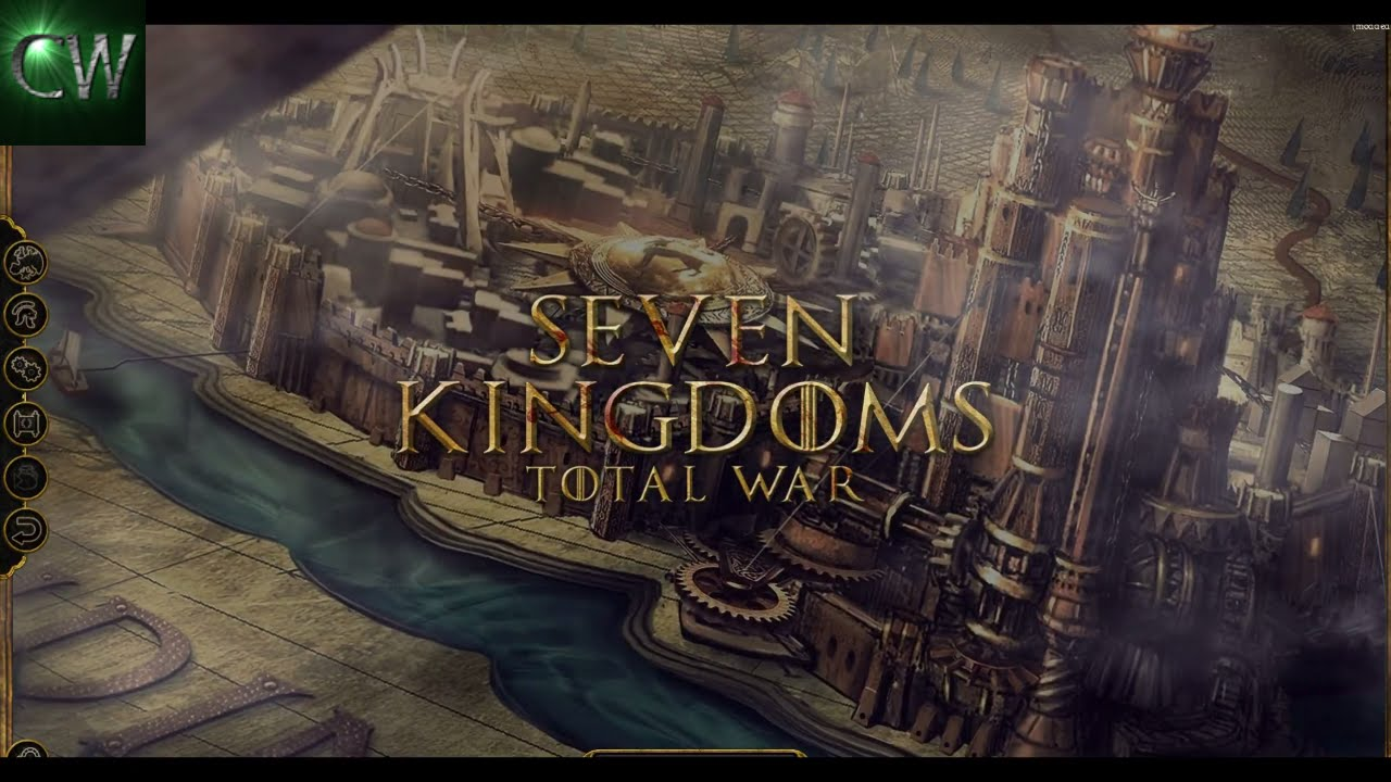 HOW TO INSTALL SEVEN KINGDOMS TOTAL WAR 1 04 (WITH SUBMOD BATTLES OF THE  NORTH)
