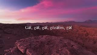 Sami Yusuf \u0026 Sevda Elekberzade - The Garden 🇦🇿💛 LYRİCS VİDEO by me )