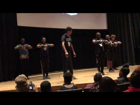 BAM '16 - Step It Up