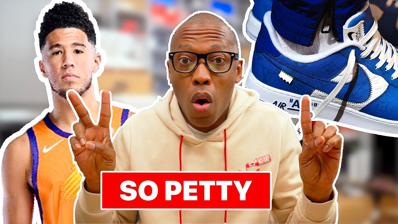 I AM SICK OF THIS! Nike Fans, Devin Booker vs PJ Tucker, SHANG CHI, Best Sneaker Release and More