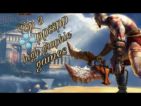 Top 3 Best Action Games For Ppsspp By World Free 4 U Hindi