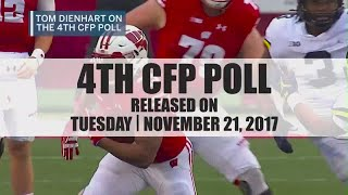CFP Rankings Reaction - Nov. 21st