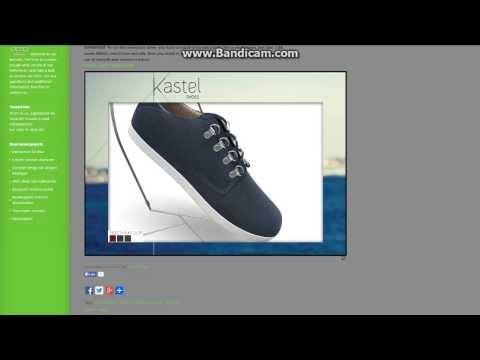 Interactive web 3D demo