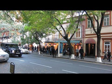 Yerevan, 15.10.17, Su , Video-1, (на рус.), улица Абовяна (ч.3)