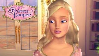 Прибытие посла. Мультик Барби: принцесса и нищенка.