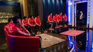 Moment of Truth with National Football Team (HUAWEI Namaste TV Show)