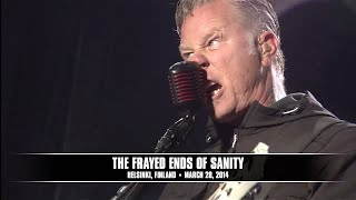 Metallica: The Frayed Ends of Sanity (Helsinki, Finland - May 28, 2014) YouTube Videos