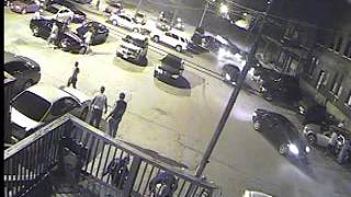East St. Louis murder seen on videotape