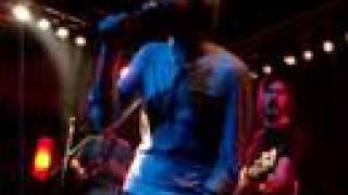 The Horror The Horror - Trainwhistle (live Salzburg 30/4)