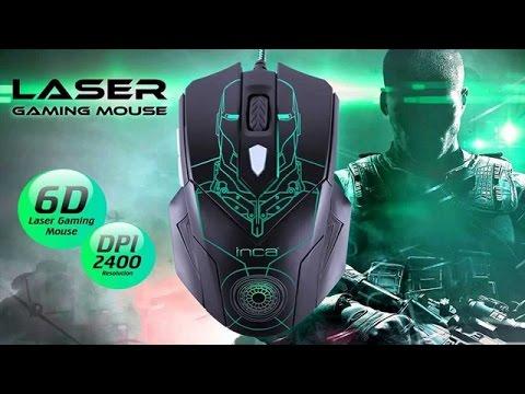Inca Img-356 Gaming Mouse Mi Tanittim