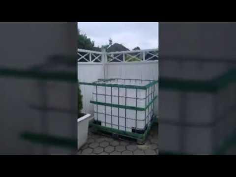 Hot Tube Bade Tonne Bauen
