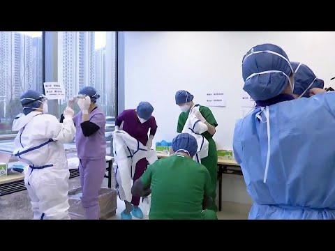 В Китае заявили о новом успешном методе лечения коронавируса.