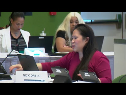 11/03/17 National Advisory Committee (NAC) Fall Meeting (Day 2)