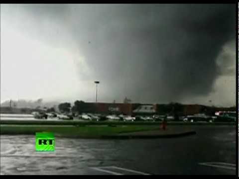 Alabama Tornado: Dramatic amateur videos, massive storm aftermath