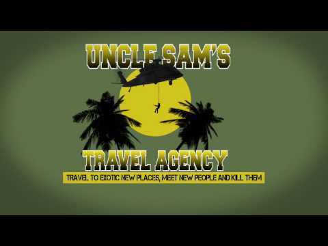 US travel Agency - New USMC T-Shirt Design!