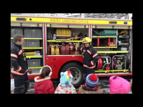 Year One get a visit from local firefighters!