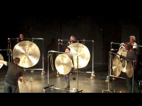 Nakatani Gong Orchestra in Austin, TX 03/08/2013