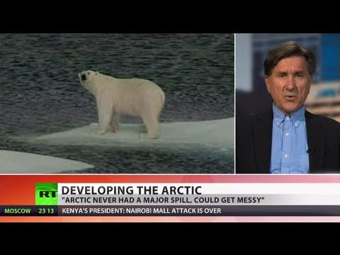 Polar Rivalry: States crave slice of Arctic oil & gas pie