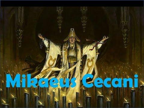 Mikaeus Cecani, Alto Lunarca