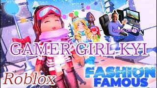 Roblox: Fashion Famous - Game Play w/ #GGK