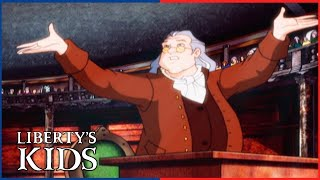 Liberty's Kids 102 - Intolerable Acts with Benjamin Franklin | History Videos For Kids