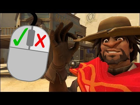 Overwatch:  The Efficient McCrizzle