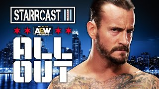 CM PUNK CONFIRMED for Starrcast III! Confirmed for AEW ALL OUT? Finn Balor ENGAGED! (Wrestling News)