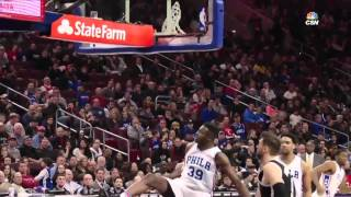 Brooklyn Nets vs Philadelphia 76ers | February 6, 2016 | NBA 2015-16 Season