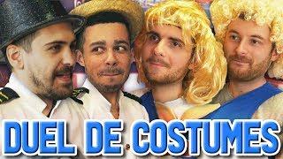 DUEL DE COSTUMES Ft. Amixem, Mastu, Joyca