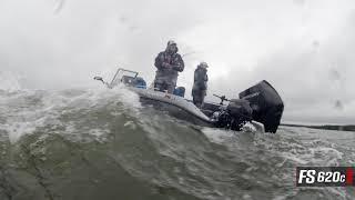 Ranger 620cFS PRO On Water Footage