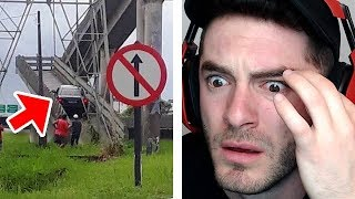 COMPLETE FAILURE OF THE BRAIN (Idiots In Cars #3)