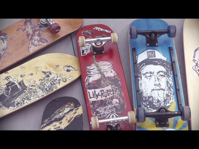 Pic Bois skateboards, une passion à partager