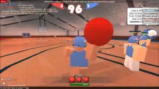ROBLOX dodgeball (pro)