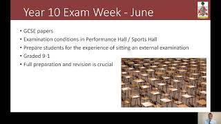 LPSB - GCSE Information Evening