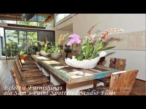 World For Artful Souls...                      -         Santa Monica Canyon Home/Compound for Sale
