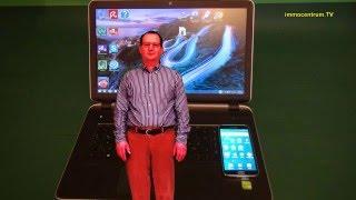 Samsung Galaxy S5 -Dateien per Bluetooth übertragen-Schnell & einfach :-)