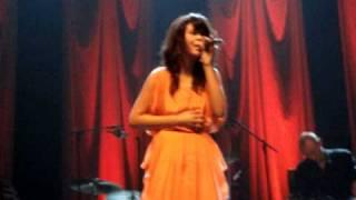 Maria Mena - Internal Dialogue live @ Oosterpoort, Groningen (11/07/08)