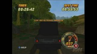 Hummer: Badlands Xbox Gameplay - Lovely Scenery
